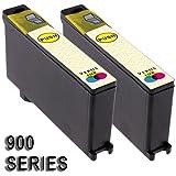Primera LX900 [Qty 2 - Yellow] - Compatible non-OEM