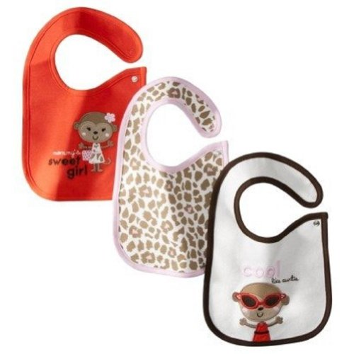 Carters Auntie Teething Assorted Colors