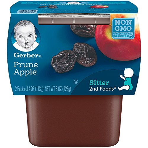 Gerber 2nd Foods Prunes