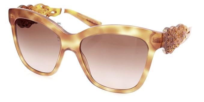 24886b07ddd8fb Dolce   Gabbana Lunettes de Soleil Femme  Amazon.fr  Vêtements et  accessoires