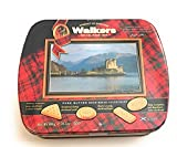 Walkers Pure Butter Shortbread Assortment Tin Eilean Donan Castle...