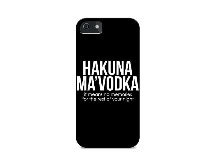 Amazon.com: iPhone 5/iPhone 5S - Hard Plastic Case - Cover ...
