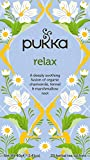 Pukka Organic Teas, Relax, 20 Count Review