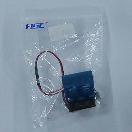Durable disipador de calor radiador y ventilador refrigeración de aluminio motor eléctrico RC HSP modelo