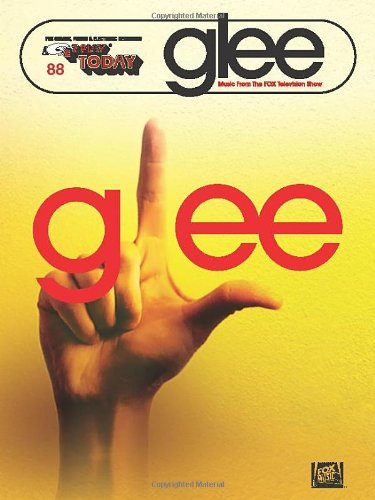 Glee: Music from the FOX television show - For Organs, Piano and Electronic Keyboards (E-Z Play Today)