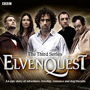 ElvenQuest: Complete Series 3 Radio/TV Program