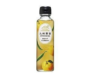 九州Kitchen 九州野菜DRESSING ゆず&青唐辛子 150ml