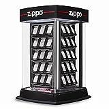 zippo countertop display - Zippo Sixty Piece Countertop Display