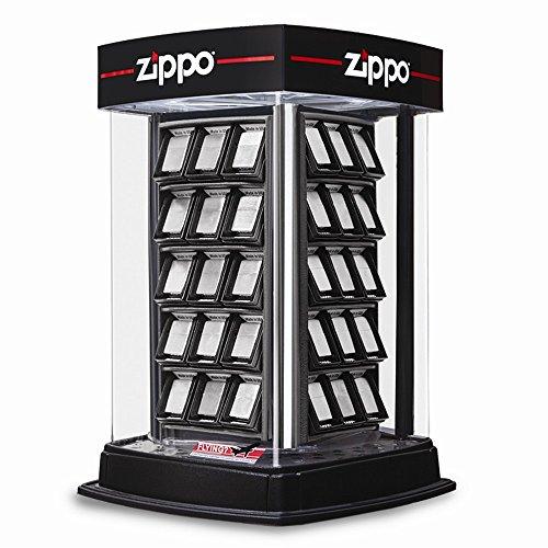 zippo countertop display - 3