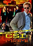 CSI:マイアミ シーズン3 コンプリートBOX-1 [DVD]