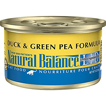 Natural Balance L I D Limited Ingredient Diets Cat Food Review