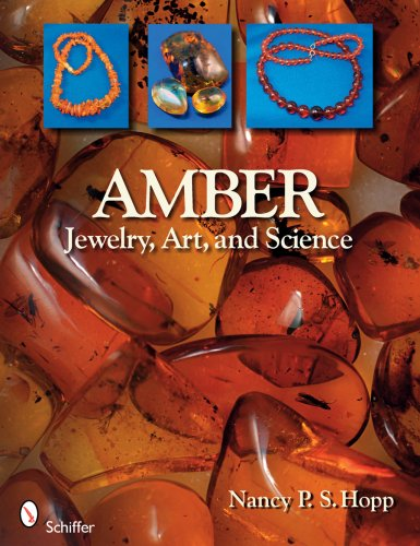 Amber: Jewelry, Art, & Science