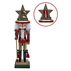 Kurt Adler 18 in. Hollywood Nativity Hat Nutcracker