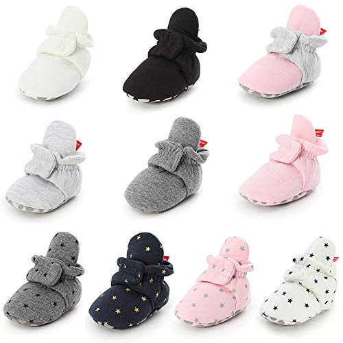 Newborn Booties Anti Slip Toddler Walkers