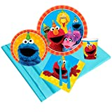 BirthdayExpress Seasme Street Party Supplies Party Pack 24