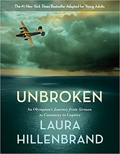 Book's Cover of Unbroken (The Young Adult Adaptation): An Olympian's Journey from Airman to Castaway to Captive (Anglais) Broché – 25 avril 2017