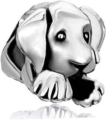 charms pandora chien