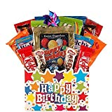Grenville Station - Buon Compleanno - Gift Basket