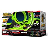 Max Traxxx / Tracer Racers R/C High Speed Remote Control Twin Loop Track Set by MaxTraxxx