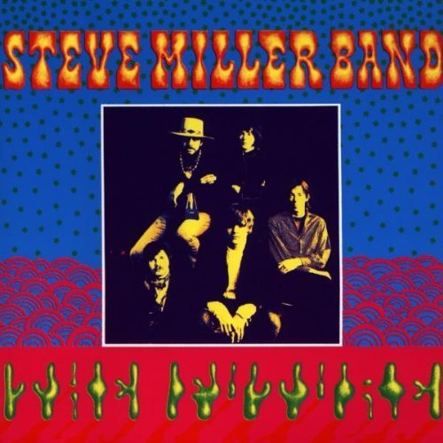 Children of the Future by Miller, Steve Band (1994) Audio CD (Steve Miller Band Children Of The Future)