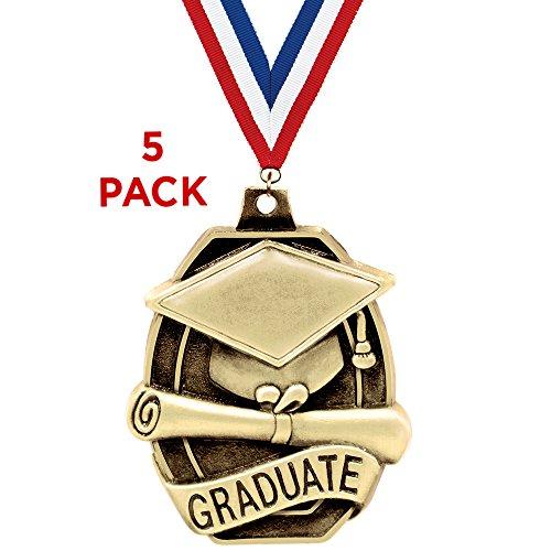 Crown Awards Graduate Medals-2