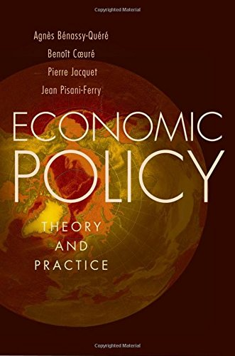 Economic Policy: Theory and Practice by Oxford University Press