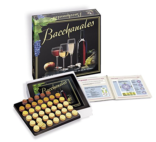 Sentosphere Bacchanales Fine Wine Tasting & Appreciation Game from France