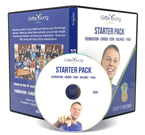 Exercises Seniors Grow Young Fitness product image