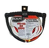 RAVE Sports Elite Radius Handle w/4 Section Mainline Waterski Rope