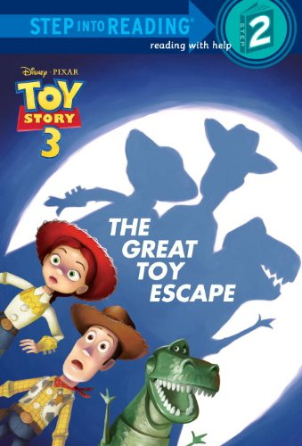 The Great Toy Escape (Disney/Pixar Toy Story) (Step into Reading) pdf