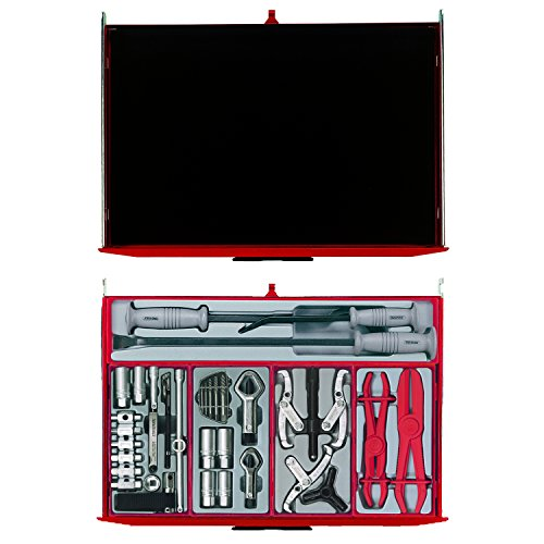 Teng Tools 1100 Piece Complete Mixed Monster Mega Master Hand Tool Kit - TCMONSTER02