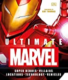 img - for Ultimate Marvel book / textbook / text book