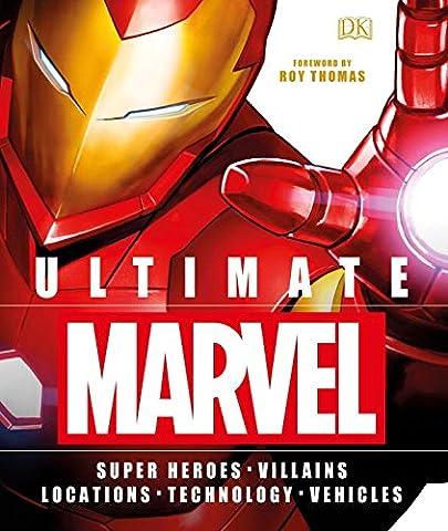 Ultimate Marvel - Marvel Super Heroes Guide