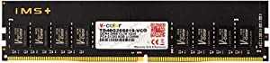 V-Color 8GB (1 x 8GB) DDR4 DRAM 2666MHz (PC4-21300) CL19 1.2V U-DIMM Desktop Memory Ram Upgrade Module (TD48G26S819-VC)