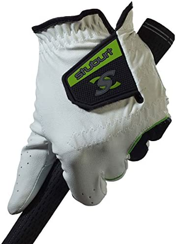 Stuburt Pack of 3 2018 Urban All Weather Cabretta Leather Palm Mens Golf Gloves