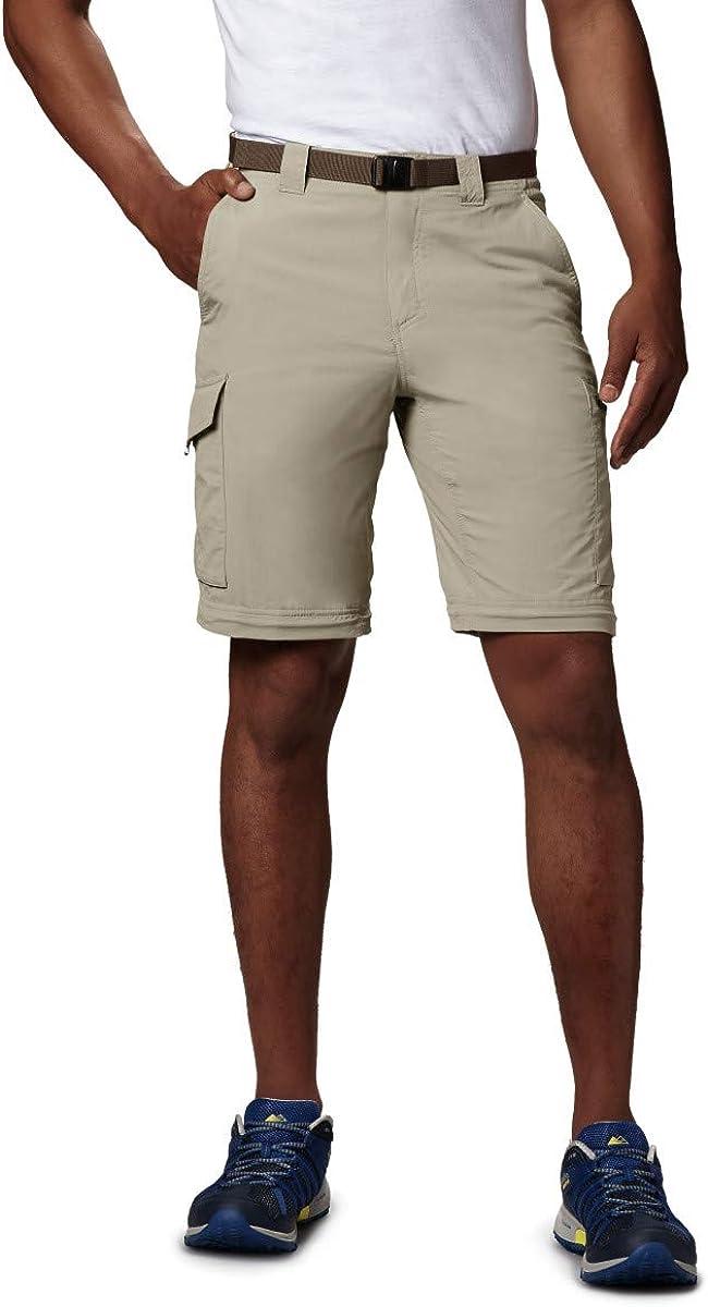 1443271 Nylon Columbia Femme Pantalon de Randonn/ée Convertible Silver Ridge Convertible Pant