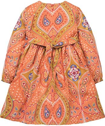 Room Seven Kleid Dylana apricot für Mädchen F17GDR018