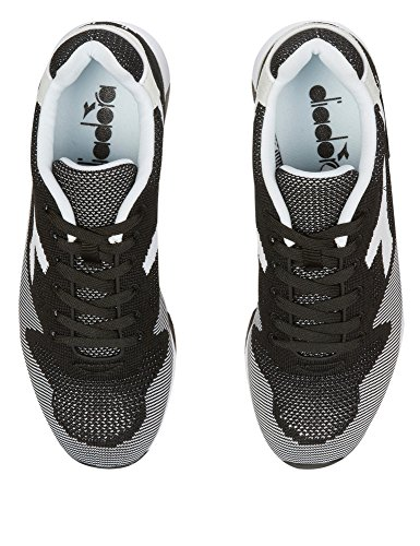 Weave Plataforma Unisex Adulto con Diadora V7000 Black Sandalias wIqqz5