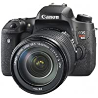Canon EOS Rebel T6s DSLR with EF-S 18-135mm f/3.5-5.6 IS STM Lens