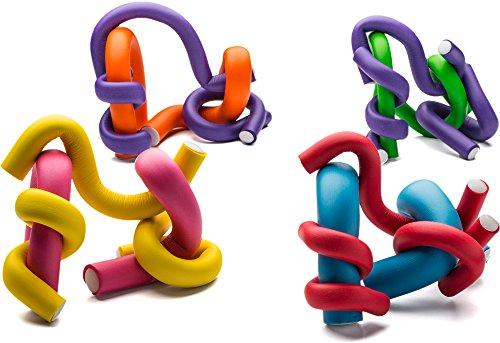 Tifara Beauty 42-pack 7'' Flexible Curling Rods by Tifara Beauty (Image #3)