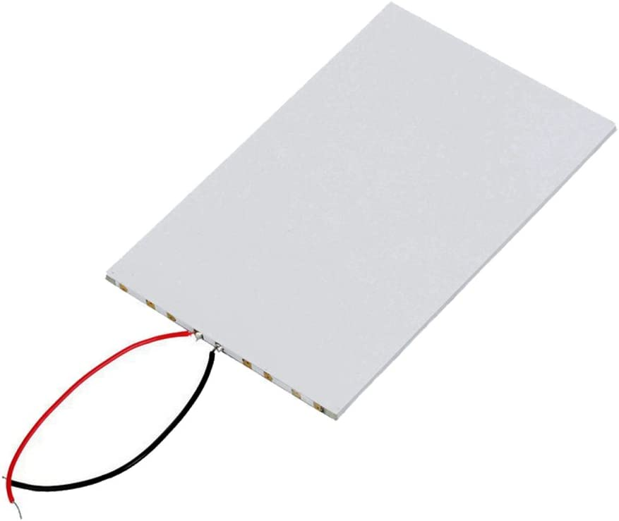White DIY Electronic Components Computer Accessories JIUYAODIANZI LDTR-CD01 DIY Blue Light LED Display Backlight Board Light Guide Panel LGP for Arduino