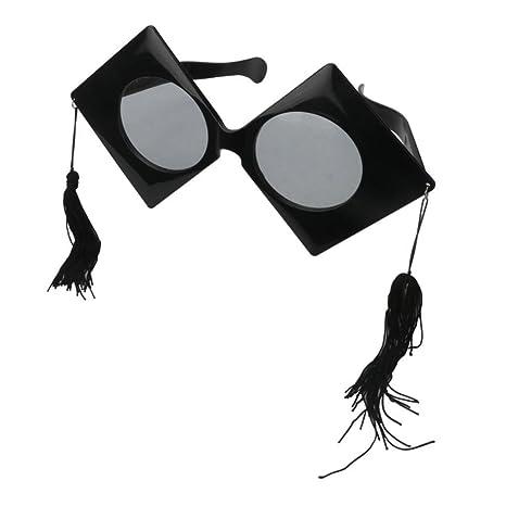 35377d5c8bfc Tradico® Fashion Big Black Graduation Hat  Amazon.in  Electronics
