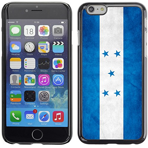 Graphic4You Vintage Honduran Flag of Honduras Design Hard Case Cover for Apple iPhone 6 Plus / 6S Plus