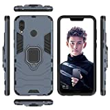 Compatible with Honor Play Case, Metal Ring Grip