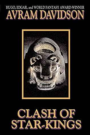 book cover of Clash of the Star-Kings