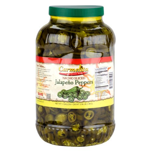 Nacho Jalapeno Slices - 1 Gallon ()