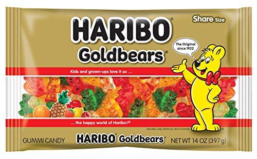 Haribo Goldbears Gummi Candy, 14 oz  (Pack of 12) by Haribo (Image #11)