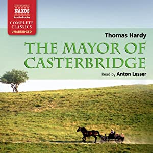 Hardy: The Mayor of Casterbridge | Livre audio