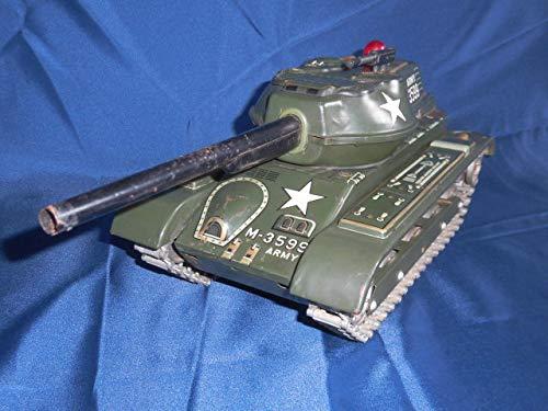 増田屋コーポレーション マスダヤ ブリキ 戦車 玩具レトロ ビンテージ品 B07SG1BYGD