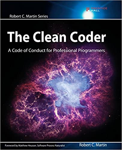 Image of the clean coder book